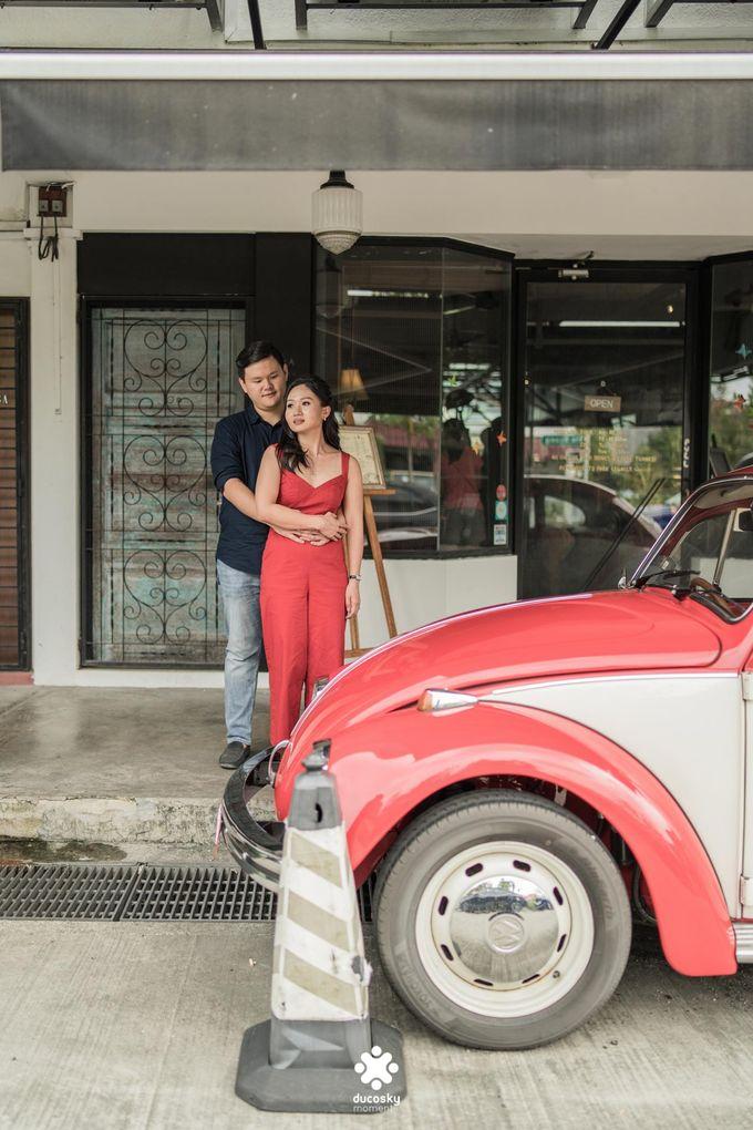 Martin Jnet Pre-Wedding | One Fine Date by Ducosky - 013