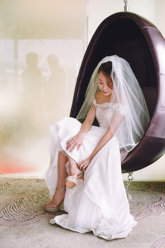 Wedding Day by Jennis Wong Makeup - 003