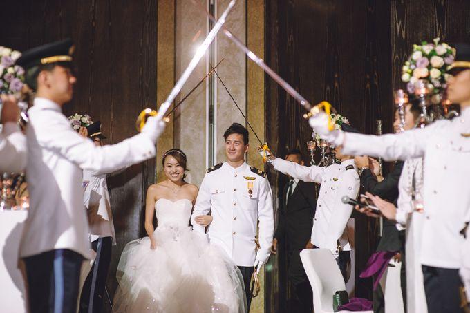 Wedding Day by Jennis Wong Makeup - 005