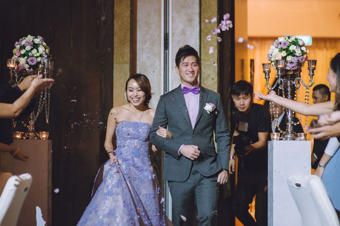 Wedding Day by Jennis Wong Makeup - 006