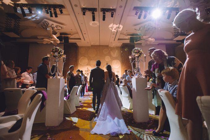 Wedding Day by Jennis Wong Makeup - 008