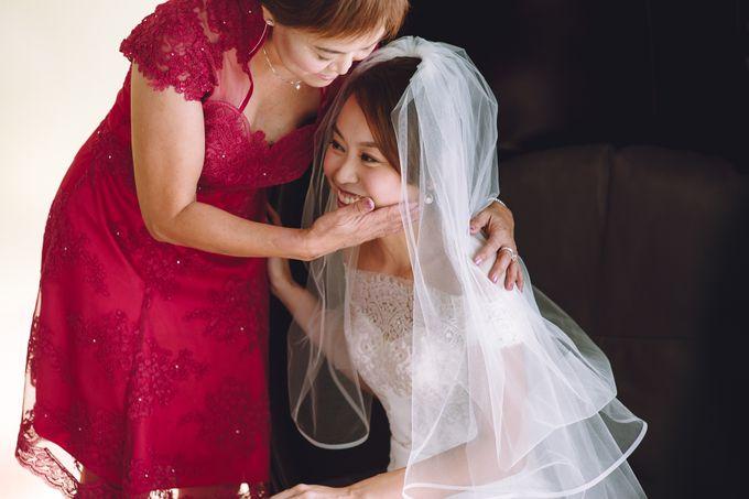 Wedding Day by Jennis Wong Makeup - 001