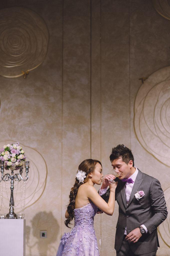 Wedding Day by Jennis Wong Makeup - 007