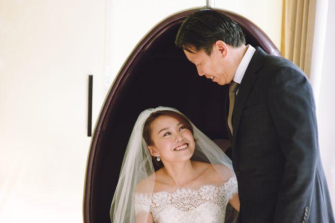 Wedding Day by Jennis Wong Makeup - 002