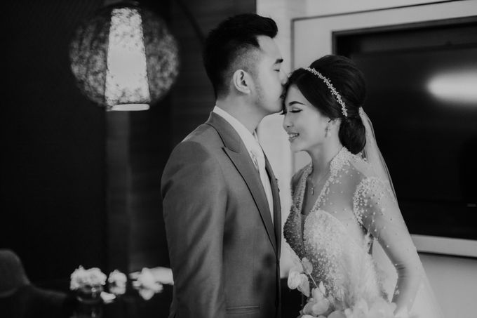 The Wedding of Hijelina & Martin by Bali Eve Wedding & Event Planner - 010