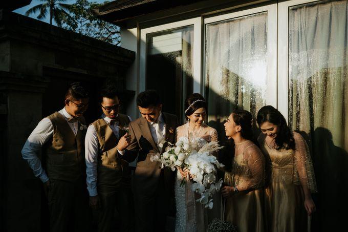 The Wedding of Hijelina & Martin by Bali Eve Wedding & Event Planner - 009