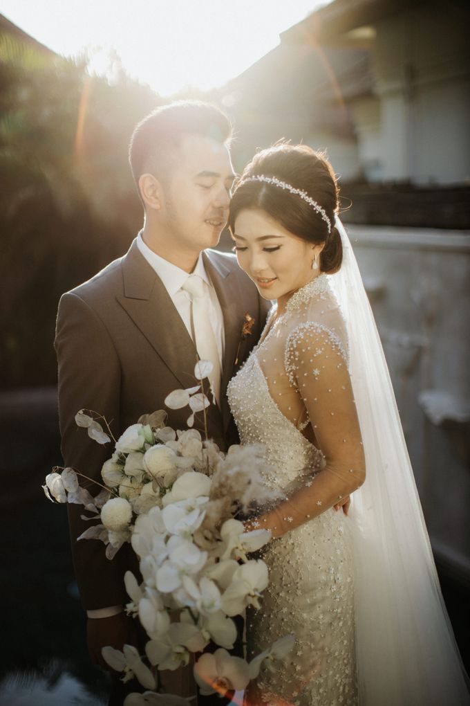 The Wedding of Hijelina & Martin by Bali Eve Wedding & Event Planner - 011