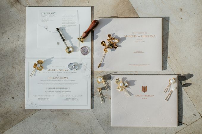 The Wedding of Hijelina & Martin by Bali Eve Wedding & Event Planner - 001