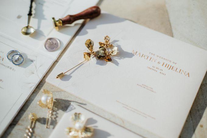 The Wedding of Hijelina & Martin by Bali Eve Wedding & Event Planner - 002