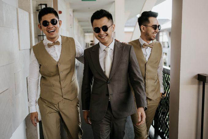 The Wedding of Hijelina & Martin by Bali Eve Wedding & Event Planner - 007