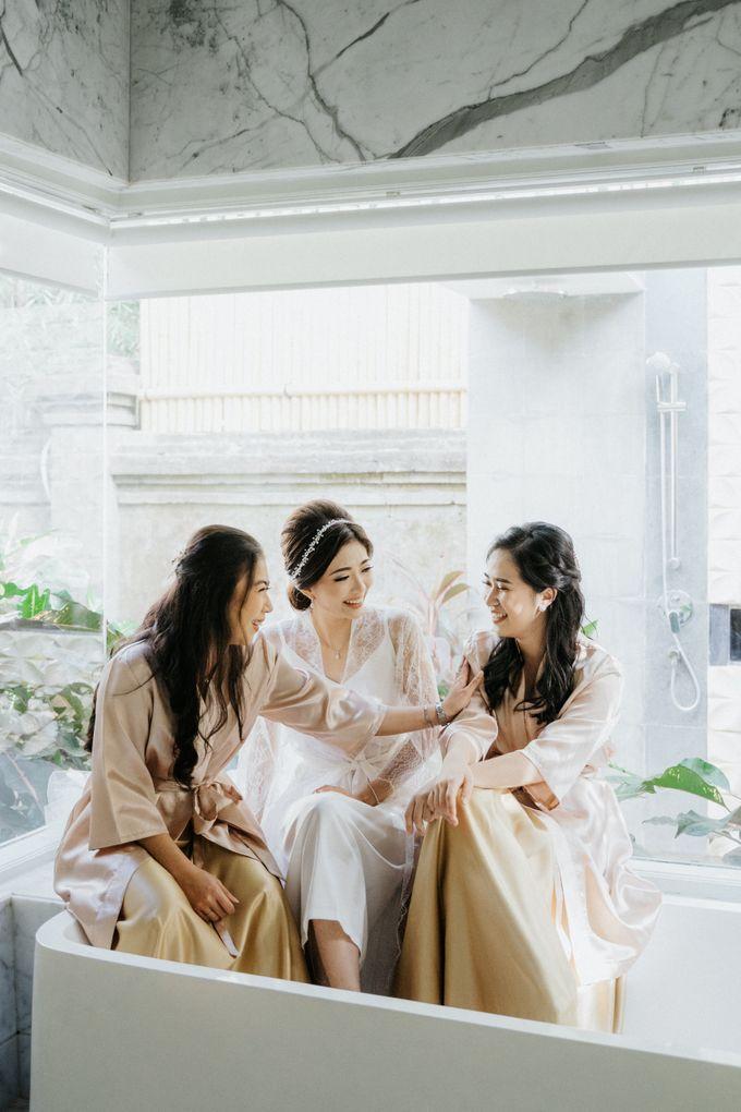 The Wedding of Hijelina & Martin by Bali Eve Wedding & Event Planner - 003