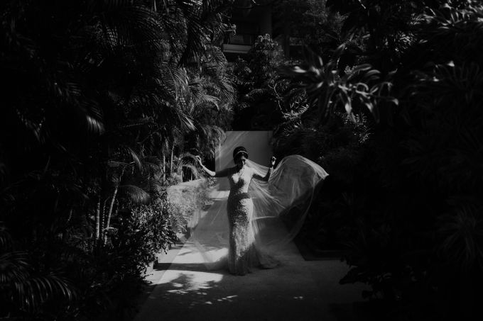 The Wedding of Hijelina & Martin by Bali Eve Wedding & Event Planner - 006