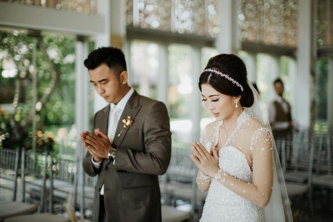 The Wedding of Hijelina & Martin by Bali Eve Wedding & Event Planner - 014