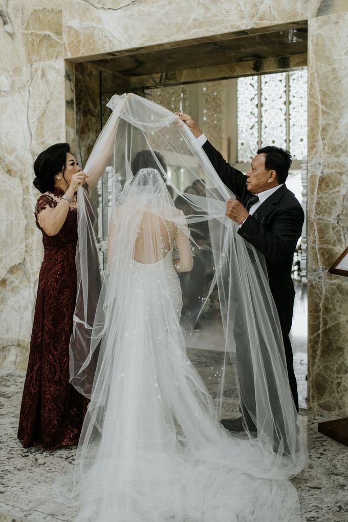 The Wedding of Hijelina & Martin by Bali Eve Wedding & Event Planner - 013