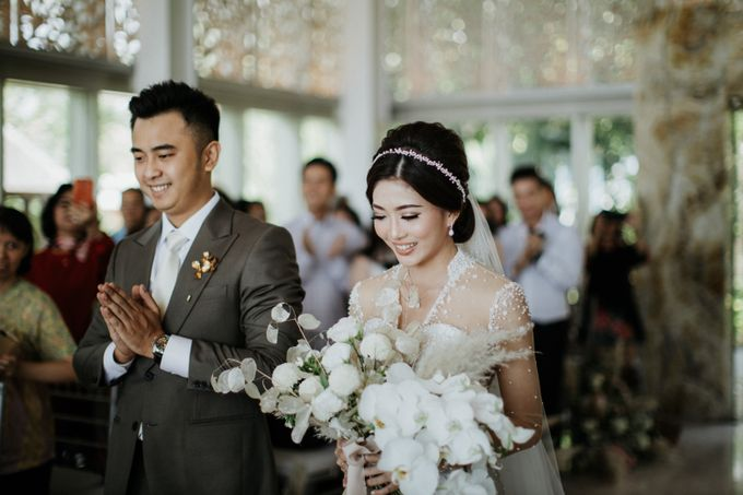 The Wedding of Hijelina & Martin by Bali Eve Wedding & Event Planner - 015