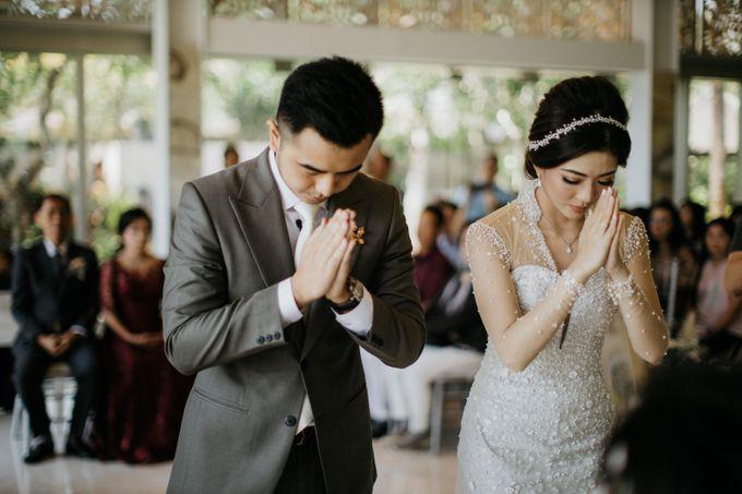 The Wedding of Hijelina & Martin by Bali Eve Wedding & Event Planner - 017