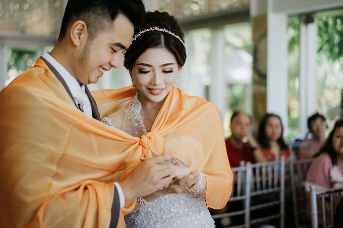 The Wedding of Hijelina & Martin by Bali Eve Wedding & Event Planner - 016