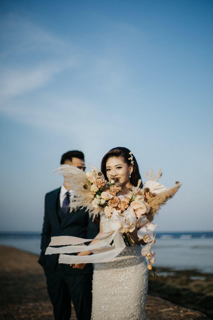 The Wedding of Hijelina & Martin by Bali Eve Wedding & Event Planner - 021