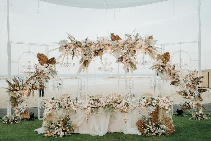 The Wedding of Hijelina & Martin by Bali Eve Wedding & Event Planner - 023