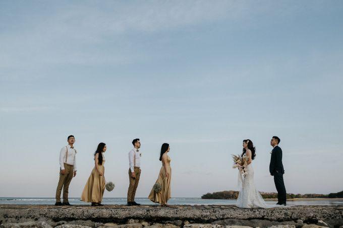 The Wedding of Hijelina & Martin by Bali Eve Wedding & Event Planner - 022