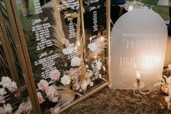 The Wedding of Hijelina & Martin by Bali Eve Wedding & Event Planner - 030