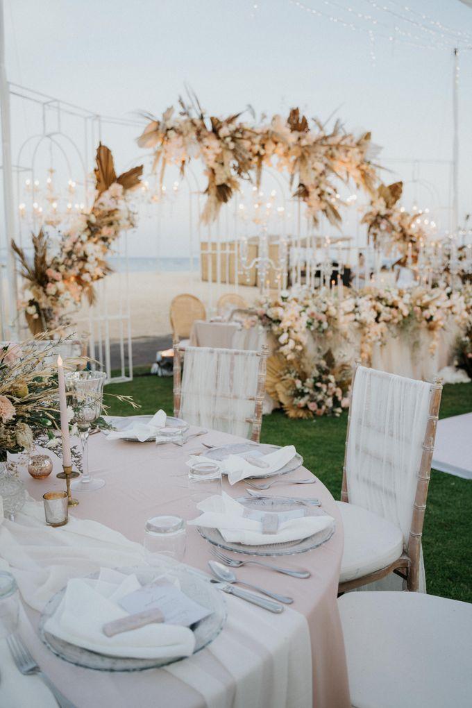 The Wedding of Hijelina & Martin by Bali Eve Wedding & Event Planner - 027
