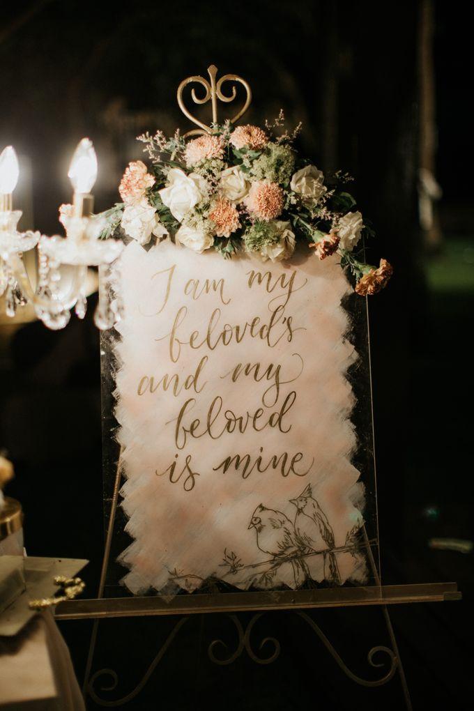 The Wedding of Hijelina & Martin by Bali Eve Wedding & Event Planner - 029