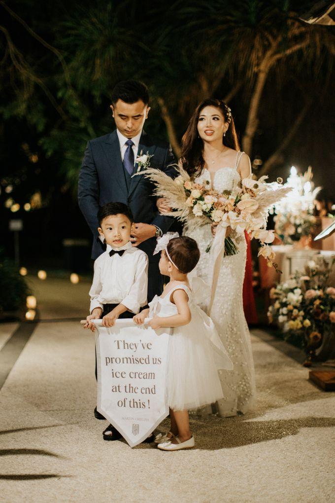 The Wedding of Hijelina & Martin by Bali Eve Wedding & Event Planner - 031