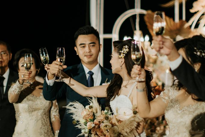 The Wedding of Hijelina & Martin by Bali Eve Wedding & Event Planner - 032