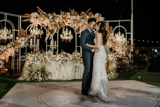 The Wedding of Hijelina & Martin by Bali Eve Wedding & Event Planner - 037