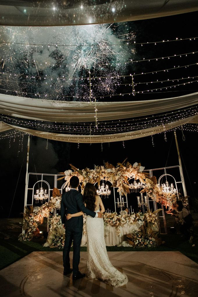 The Wedding of Hijelina & Martin by Bali Eve Wedding & Event Planner - 044