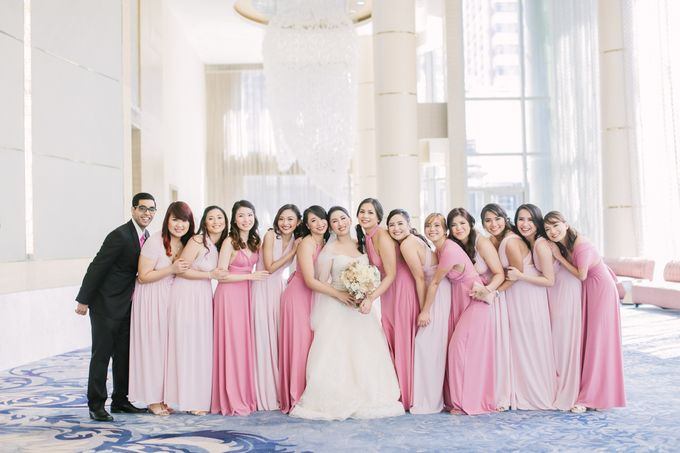 Marty & Nino Shangrila at the Fort wedding by Foreveryday Photography - 019