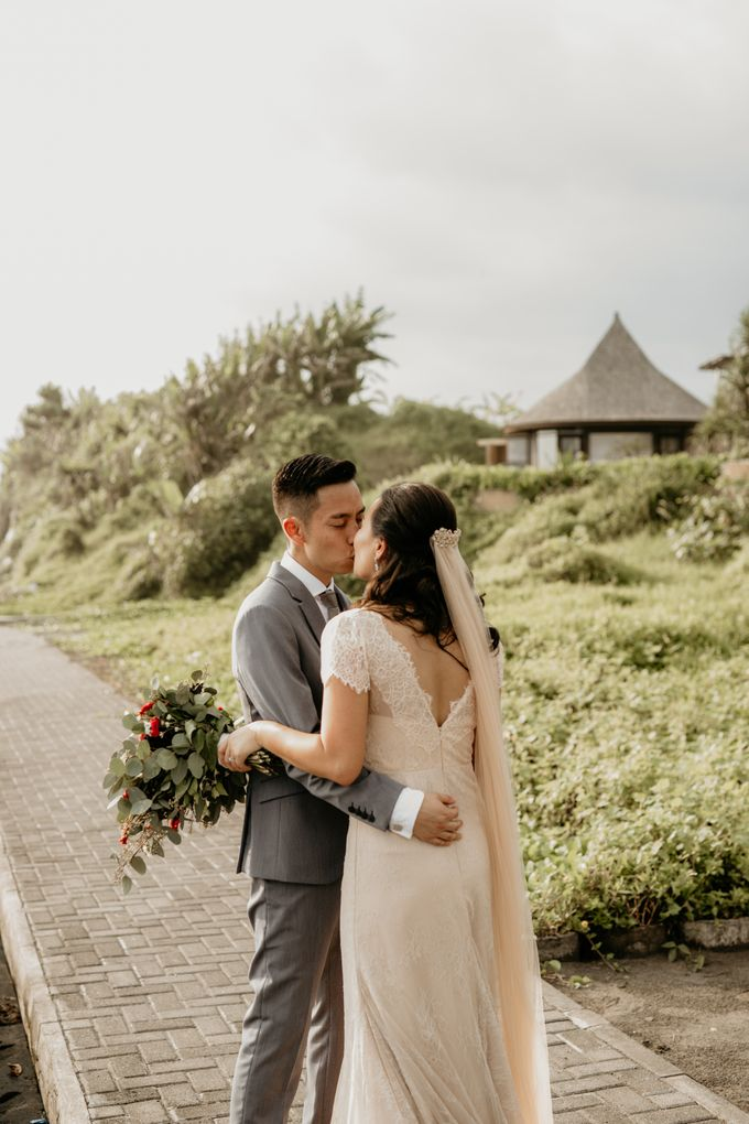 Wedding Ceremony of David and Mary Nguyen by AKSA Creative - 002
