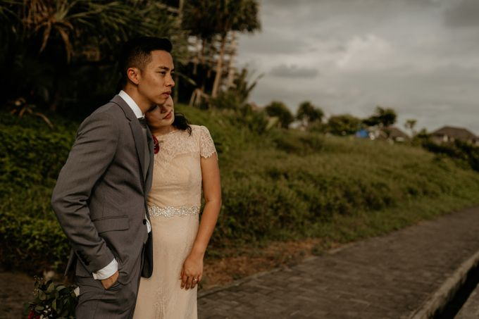 Wedding Ceremony of David and Mary Nguyen by AKSA Creative - 003
