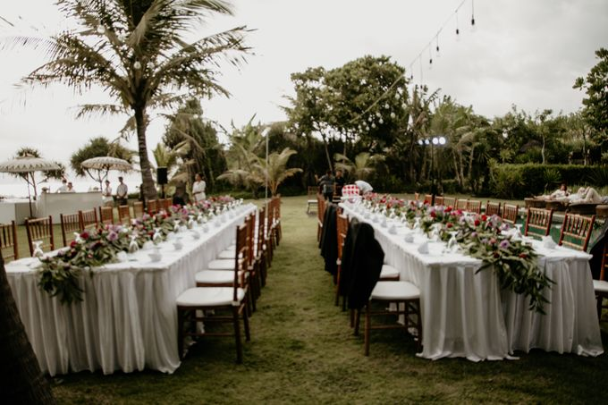 Wedding Ceremony of David and Mary Nguyen by AKSA Creative - 006