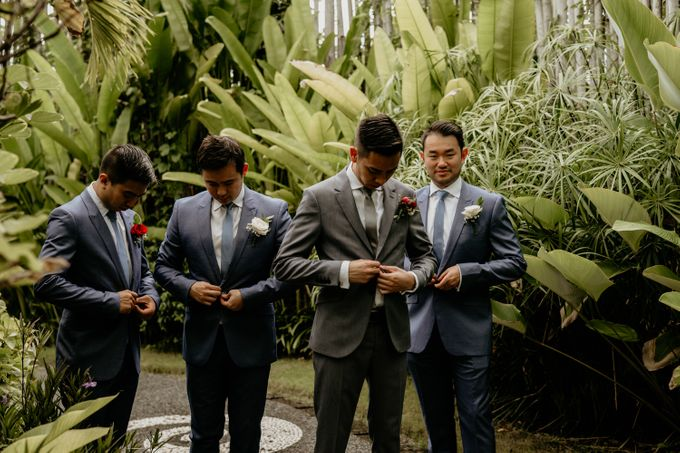 Wedding Ceremony of David and Mary Nguyen by AKSA Creative - 009