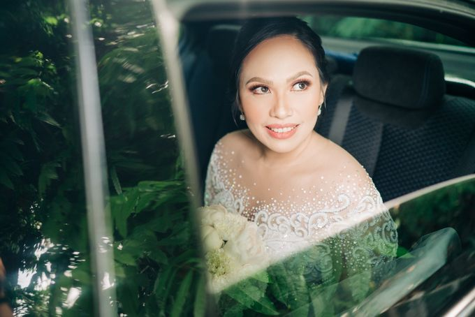 Green Themed Wedding of Gari and  Mara by Peach Frost Studio - 031