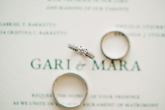 Green Themed Wedding of Gari and  Mara by Peach Frost Studio - 001