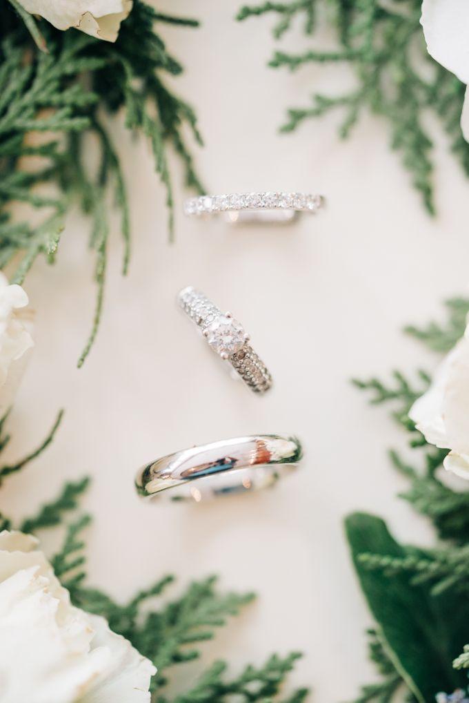 Green Themed Wedding of Gari and  Mara by Peach Frost Studio - 004