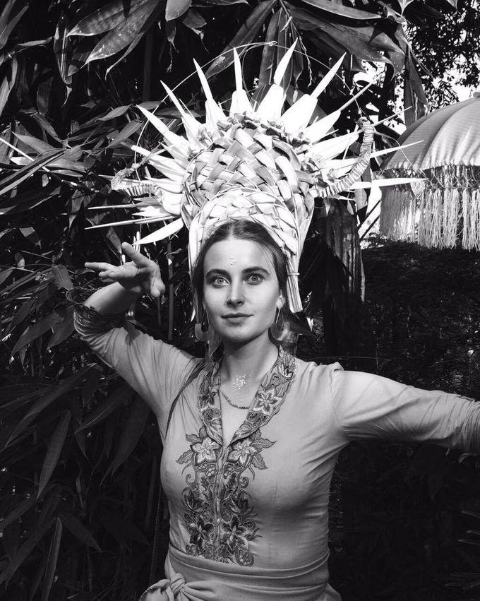 Wedding Headdresses by Make A Scene! Bali - 013