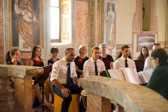 Wedding in Italy on the shores of lake Maggiore by Sogni Confettati - 020