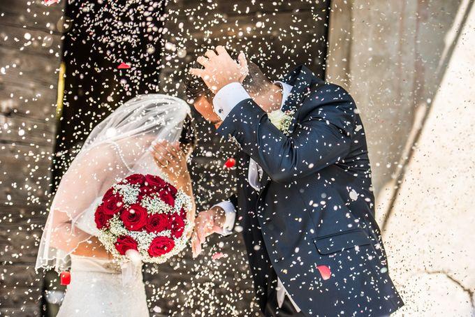 Wedding in Italy on the shores of lake Maggiore by Sogni Confettati - 023