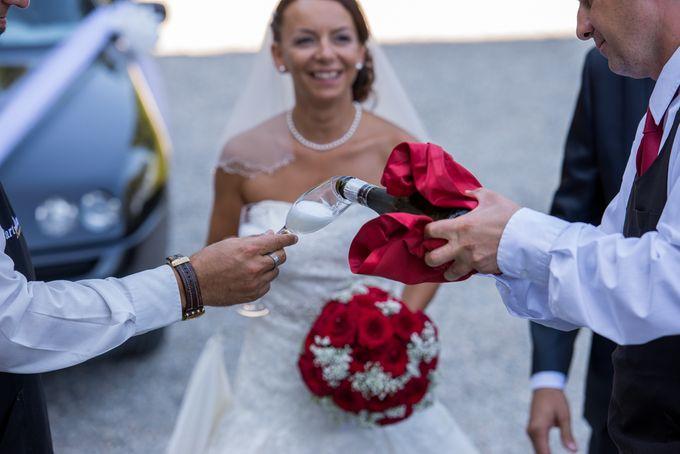 Wedding in Italy on the shores of lake Maggiore by Sogni Confettati - 032