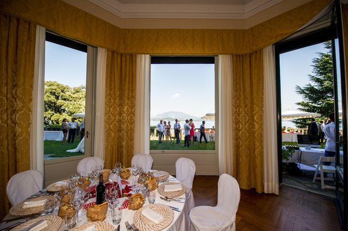 Wedding in Italy on the shores of lake Maggiore by Sogni Confettati - 033