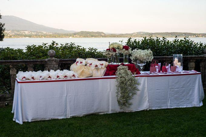 Wedding in Italy on the shores of lake Maggiore by Sogni Confettati - 038