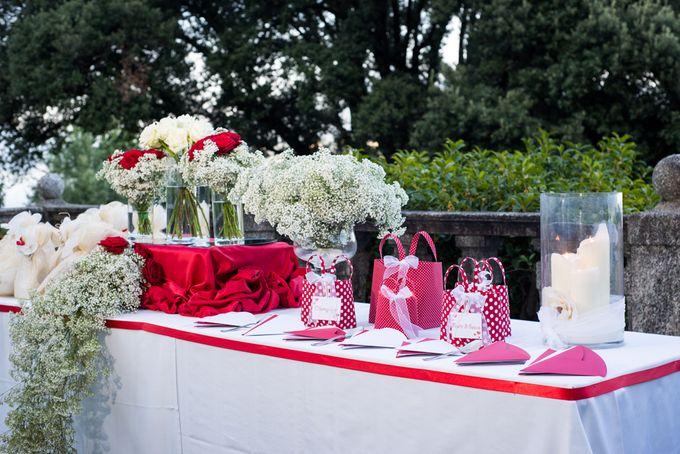 Wedding in Italy on the shores of lake Maggiore by Sogni Confettati - 039