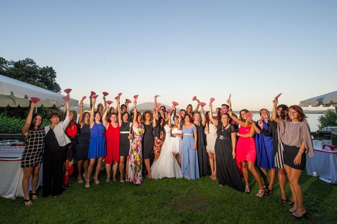 Wedding in Italy on the shores of lake Maggiore by Sogni Confettati - 042