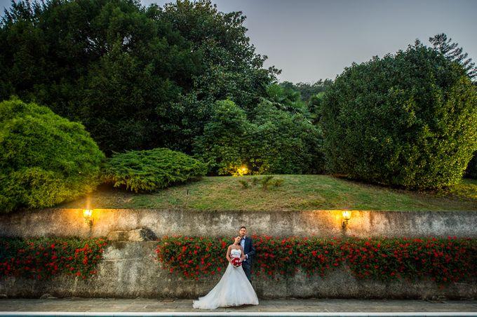 Wedding in Italy on the shores of lake Maggiore by Sogni Confettati - 044