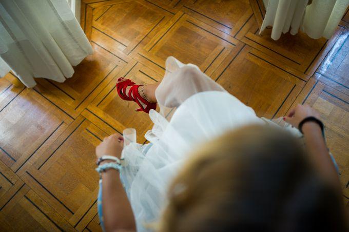 Wedding in Italy on the shores of lake Maggiore by Sogni Confettati - 004