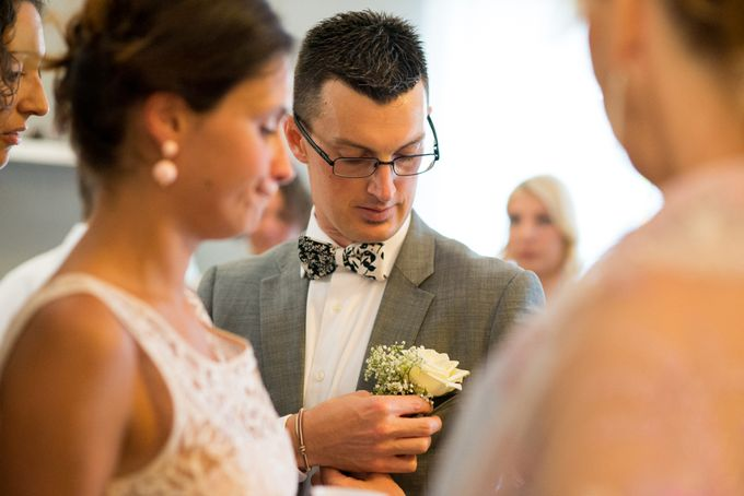 Wedding in Italy on the shores of lake Maggiore by Sogni Confettati - 005